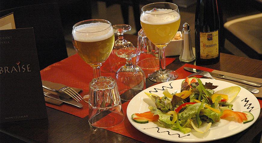 Restaurant Pizzeria La Braise à Montélimar